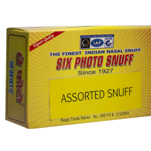 Nasal Snuff | sixphotosnuff