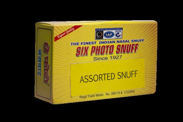 Nasal Snuff   sixphotosnuff