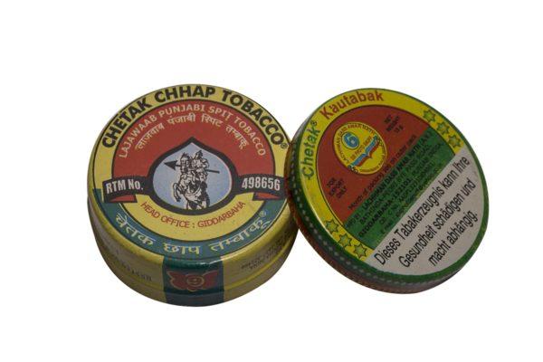 chetak chhap tobacco   Sixphotosnuff